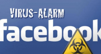 Ransomware virus facebook piratage hacking cybersecurité